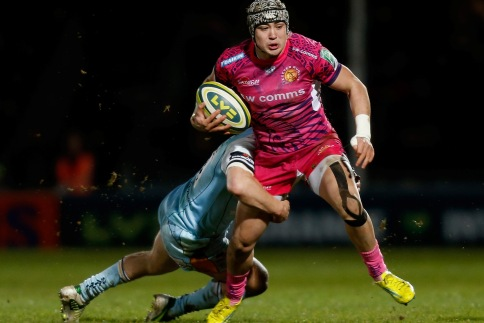 Exeter Chiefs 28 Northampton Saints 19