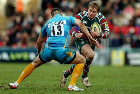 Leicester Tigers 34 London Wasps 8