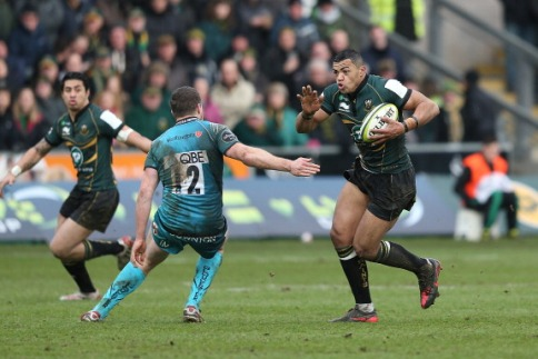 Northampton Saints 26 Gloucester Rugby 7