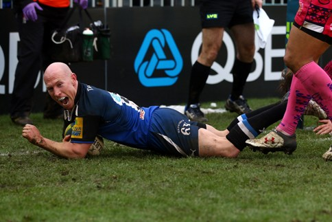 Bath Rugby 16 Exeter Chiefs 6