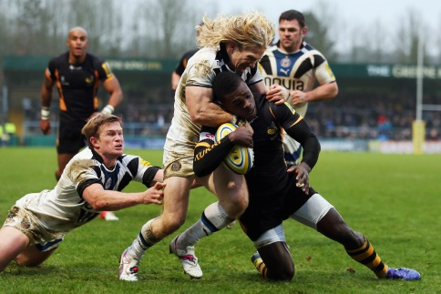 London Wasps 29 Bath Rugby 15