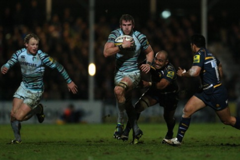 Worcester Warriors 14 Leicester Tigers 19