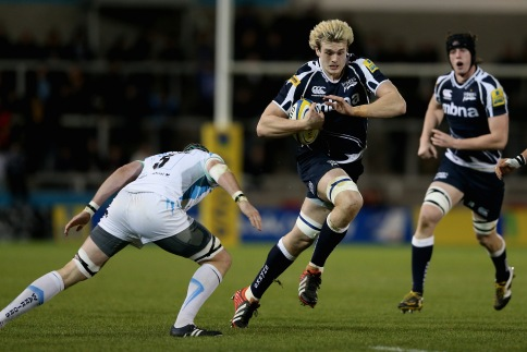 Sale Sharks 33 Worcester Warriors 27