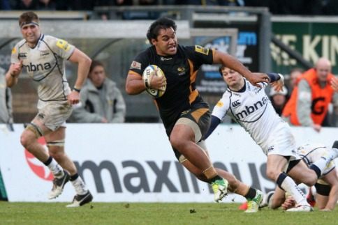 London Wasps 25 Sale Sharks 18