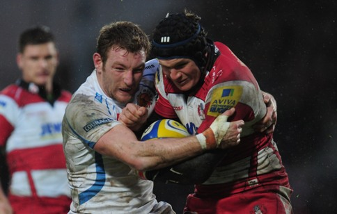 Gloucester Rugby 18 Exeter Chiefs 16