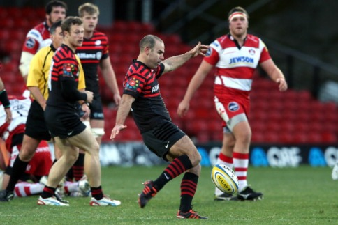 Saracens 28 Gloucester Rugby 23