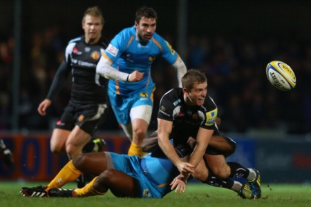 Exeter Chiefs 30 London Wasps 23