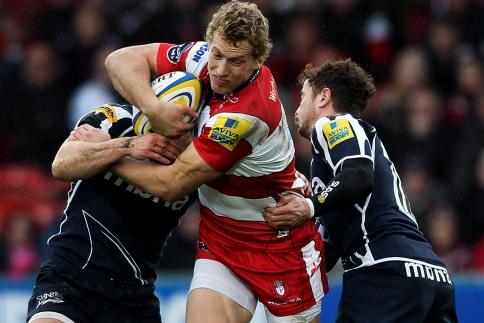 Gloucester Rugby 29 Sale Sharks 3
