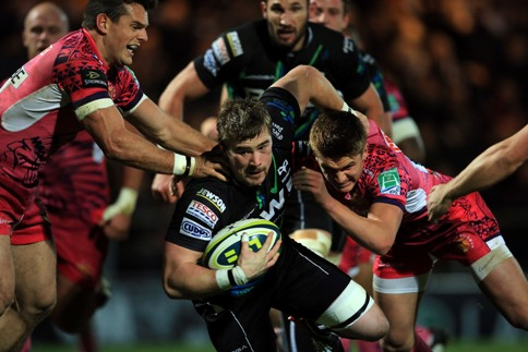 Exeter Chiefs 23 Ospreys 13