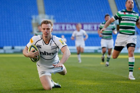 London Irish 34 Sale Sharks 28