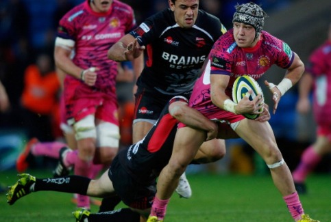 London Welsh 15 Exeter Chiefs 42