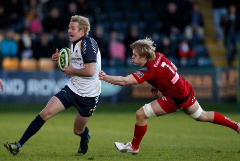 Worcester Warriors 34 Scarlets 18
