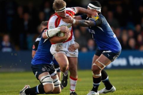 Bath 36 Newport Gwent Dragons 15