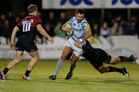 Saracens 38 Leicester Tigers 21