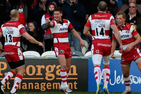 Gloucester 27 Leicester Tigers 21