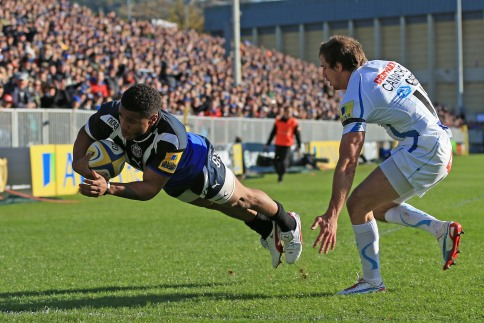 Bath Rugby 23 Exeter Chiefs 15