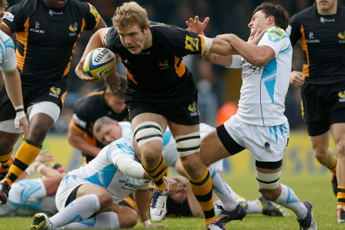 London Wasps 10 Worcester Warriors 6
