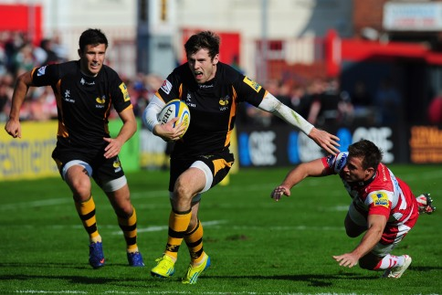 Gloucester Rugby 29 London Wasps 22