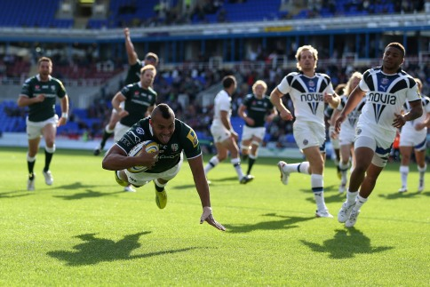 London Irish 29 Bath Rugby 22