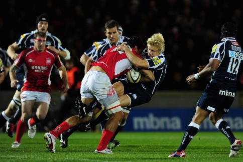 Sale Sharks 19 London Welsh 29