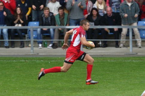 London Welsh 25 Exeter Chiefs 24