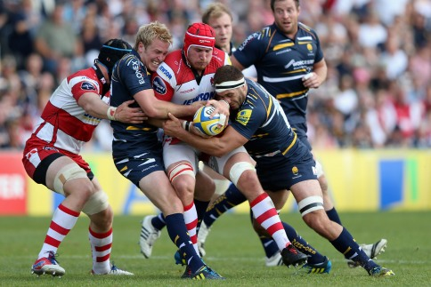 Worcester Warriors 16 Gloucester Rugby 16