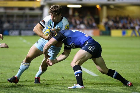 Bath Rugby 14 Northampton Saints 18
