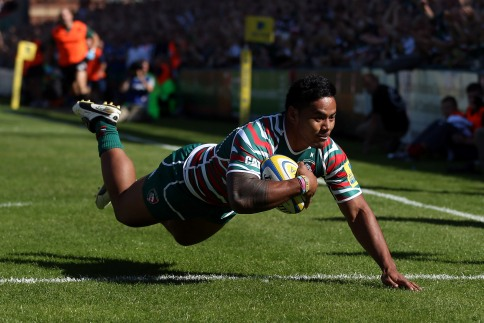 Leicester Tigers 34 Worcester Warriors 26