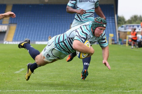 Waldrom on form as Tigers take down Welsh
