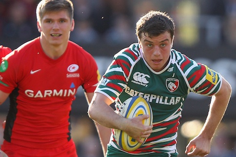 Ford drives Tigers to Twickenham once again