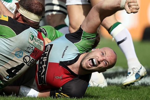 Marler makes a Twickenham date for mighty Quins