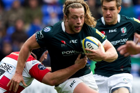Exiles give Catt the perfect send-off