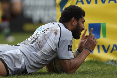 Tigers record run goes on against Harlequins