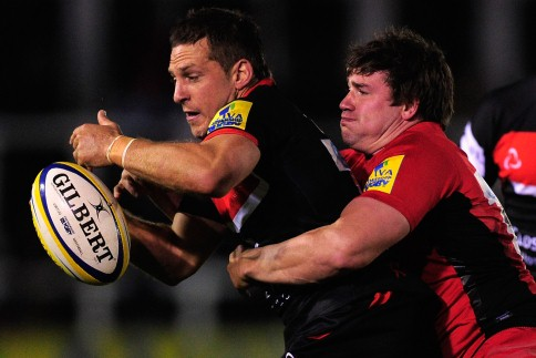 Saracens head to semis, Falcons face nervous weekend