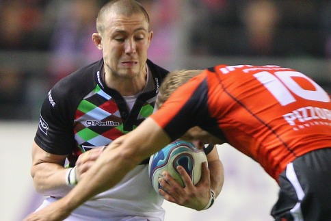 Toulon too strong for Quins on Cote d'Azur