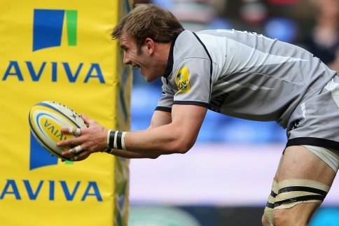 Late Leicester show sinks Exiles