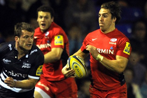 Stylish Saracens too strong for Sharks