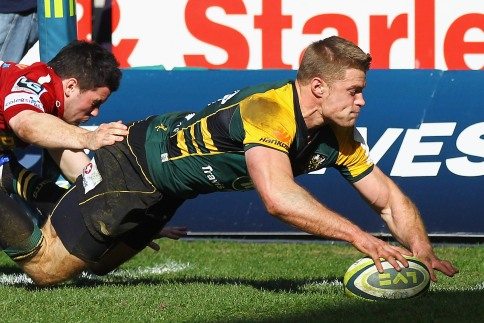 Saints are Sixways bound after downing Scarlets
