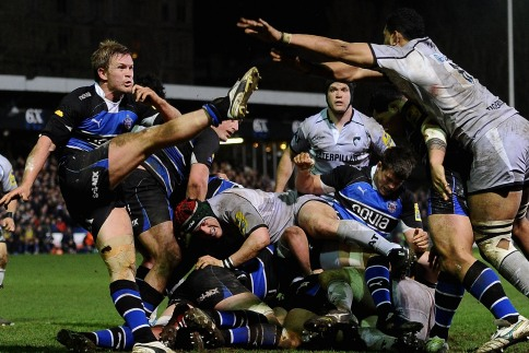 Tigers stun Bath to book Sixways berth