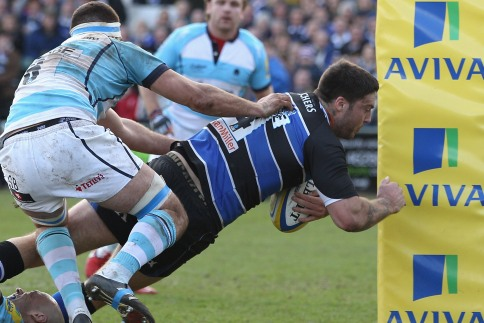 Bath turn on style to wound Warriors