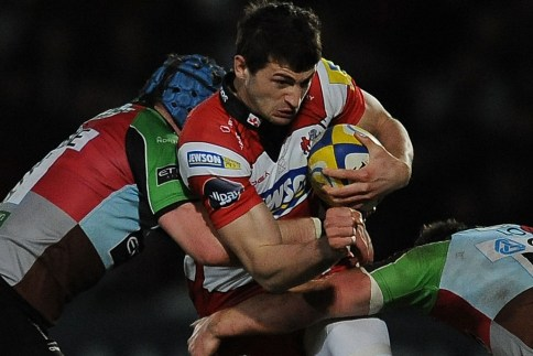 Gloucester run goes on with win over Quins