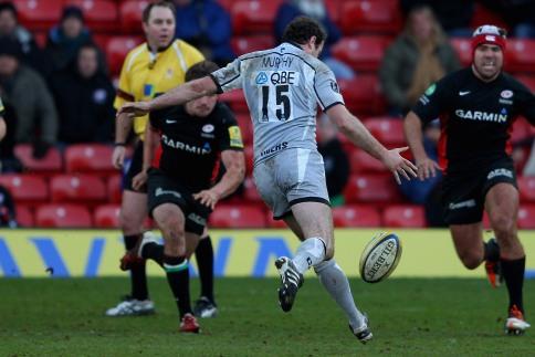 Murphy on target to sink Saracens