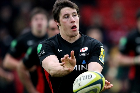 Saracens storm past Warriors