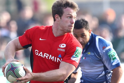 Saracens tough it out in Treviso to book home tie
