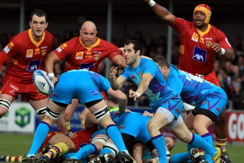 Exeter secure a Quarter-Final place in the Amlin Cup