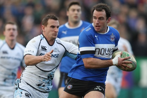 Bath overcome last minute surge from Glasgow
