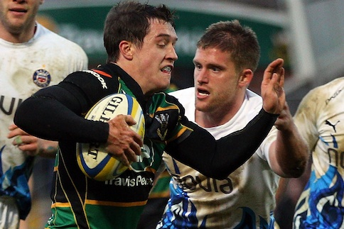 Saints hold Bath at arm's length at sold out Gardens