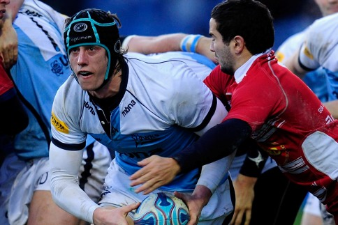 Sharks cruise past Agen towards Challenge Cup knockouts