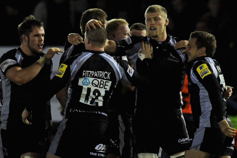 Gopperth puts boot into Gloucester