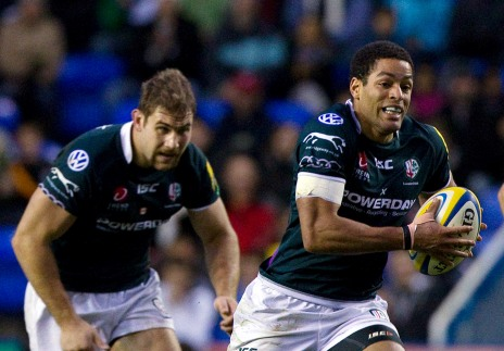 London Irish triumph in tight game against Wasps